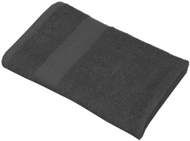 Bradley Towel 100x150cm Dark Grey