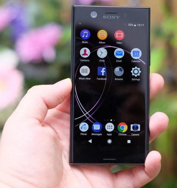Sony G8341 Xperia XZ1 LTE 64GB Black