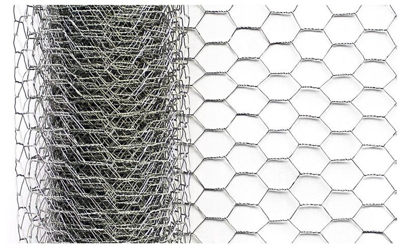 Punutud võrk, 0,7x13x500 mm, 25 m