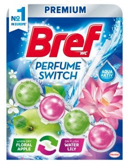 Henkel Bref Power Aktiv Floral Apple Water Lily 50g
