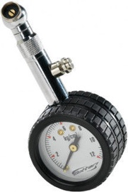 Bottari Roadmaster Metal Tire Gauge
