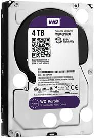 Жесткий диск (HDD) Western Digital WD40PURZ, HDD, 4 TB
