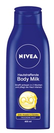 Nivea Q10 Plus Firming Body Milk With Macadamia Oil 400ml