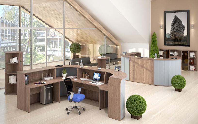 Reģistratūras galds Skyland Imago PC-2 Ash Shimo