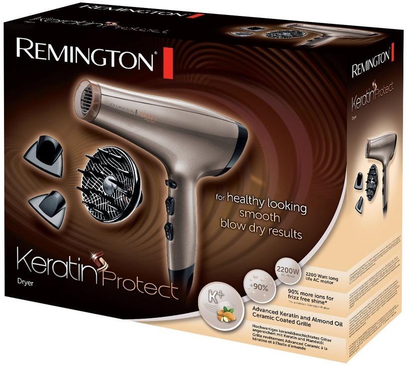 Plaukų džiovintuvas Remington Keratin Protec AC8002