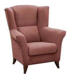 Fotelis Idzczak Meble Kent Pink, 94x75x105 cm