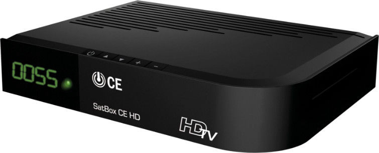 TechniSat SatBox CE HD with SMART HD+ Card