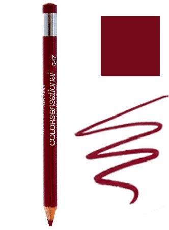 Lūpų pieštukas Maybelline Color Sensational 547, 4 g