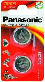 Elements Panasonic Lithium Battery CR2025 x 2
