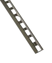 Apdailos juostelė, aliuminė, 250 cm