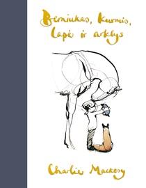 Knyga Berniukas, kurmis, lapė ir arklys