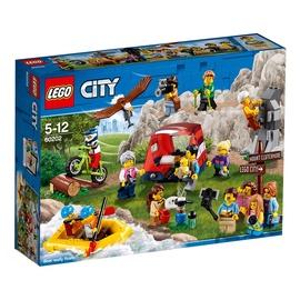 Konstruktor LEGO City, Väliseiklused  60202