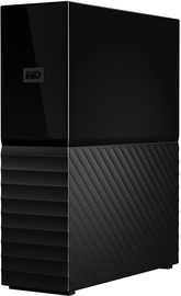 Western Digital 8TB My Book USB 3.0 Black WDBBGB0080HBK-EESN