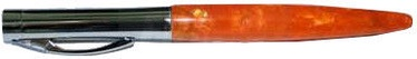 Fuliwen Roll Up Pen 2009 RP Orange