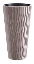Prosperplast Indoor Plant Pot 39x70.8cm Brown