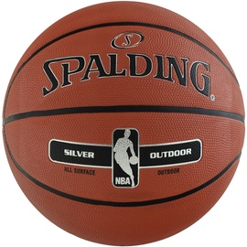 Spalding NBA Silver Outdoor 2017 All Surface 6