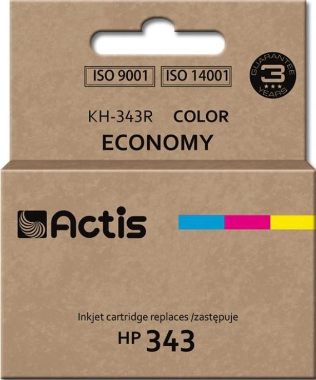 Кассета для принтера Actis Cartridge KH-343R For HP 21ml Multicolor