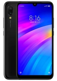 Išmanusis telefonas Xiaomi Redmi 7 3/64GB Dual Eclipse Black