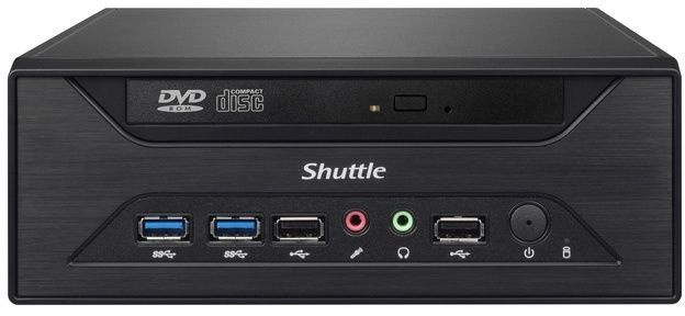 Shuttle XPC Slim XH310R Barebone