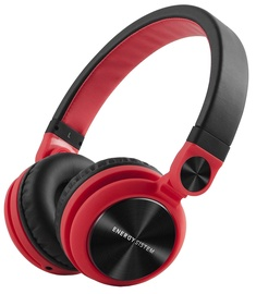 Ausinės Energy Sistem Headphones DJ2 Red