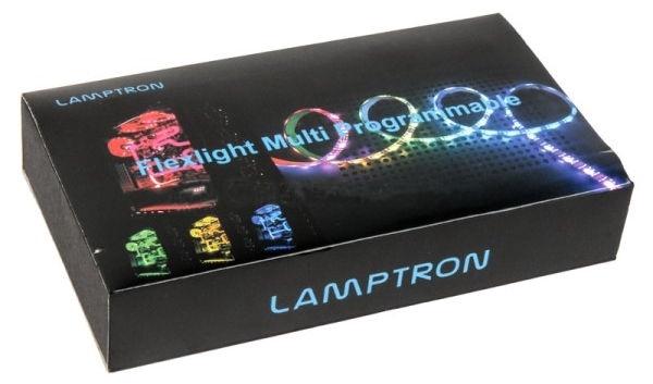 Lamptron FlexLight Multi Programmable RGB LEDs 3m + IR Remote