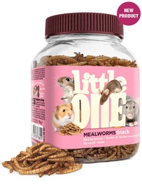 Mealberry Little One Snack Mealworms 70g