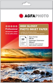AgfaPhoto Professional Glossy Photo Paper A4 20pcs
