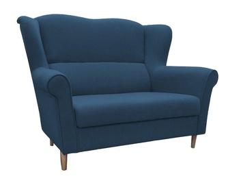 Dīvāns Idzczak Meble Loft 2 Blue, 144 x 83 x 104 cm