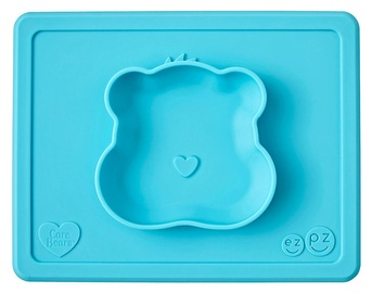 EZPZ Care Bears Funshine Bear 2 in 1 Bowl Teal