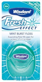 Wisdom Fresh Effect Mint Burst Floss 30m