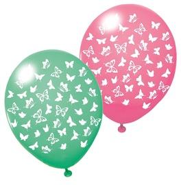 Õhupall Pelikan Butterflies 40011967, 6 tk