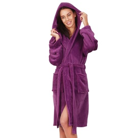 Халат DecoKing Robby, фиолетовый, XL