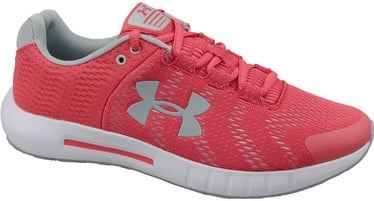 Under Armour Womens Micro G Pursuit BP 3021969-600 Red 37.5
