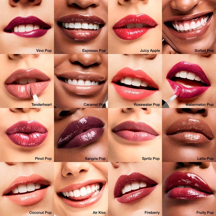 Clinique Pop Splash Lip Gloss + Hydration 4.3ml 19