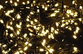 Shevlad LED Lights 100 10m Warm White