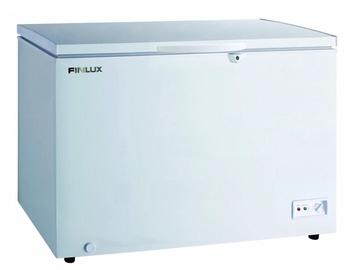 Морозильник Finlux FR-CF400DA+W