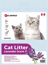 Karlie Flamingo Cat Litter Lavender 15kg