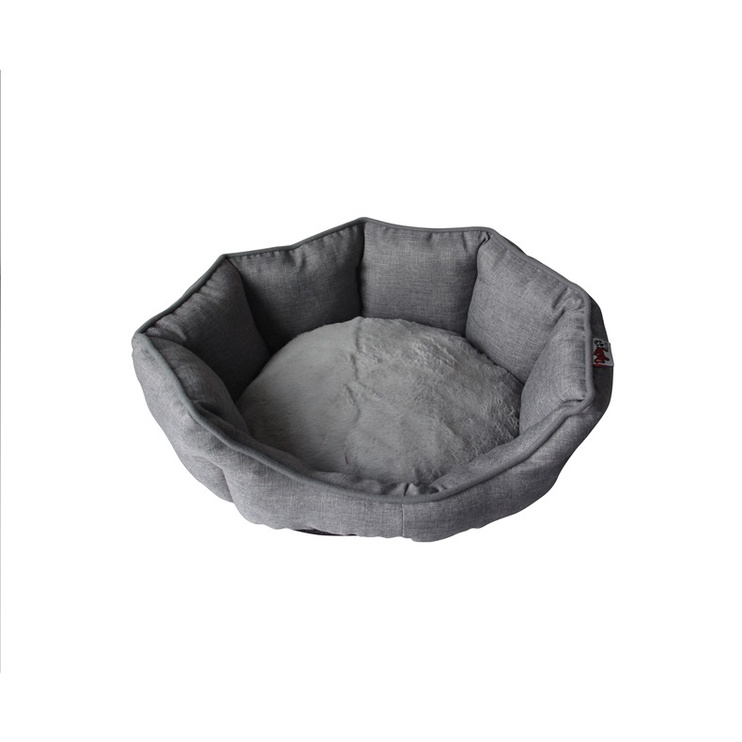 Кровать для животных, серый, 600 мм x 500 мм