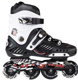 Nils Extreme Inline Skates Black/White NA12333 42