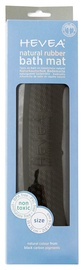 Hevea Bath Mat 55x32cm Charcoal Black