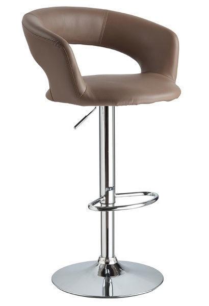 Baro kėdė Signal Meble C328 Brown
