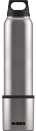 Sigg Thermo Flask Hot & Cold Brushed Steel 1L