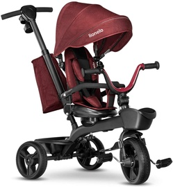 Lionelo Tricycle 2in1 Kori Red Burgundy