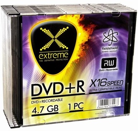 Esperanza 1173 Extreme DVD+R 16x 4.7GB Slim Jewel Case 10pcs