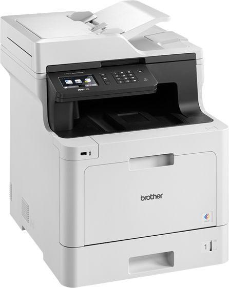 Daugiafunkcis spausdintuvas Brother MFC-L8690CDW, lazerinis, spalvotas