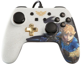 Gioteck Wired Controller Plus The Legend of Zelda: BotW - Link Edition