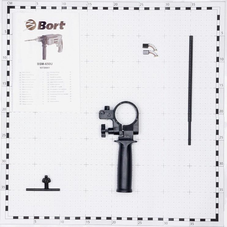 Bort BSM-650U Percussion Drill