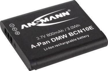 Ansmann A-PAN Camera Battery DMW-BCN10E LI 3.7V/ 800mAh