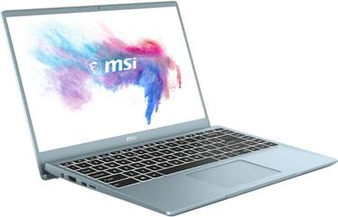 """Nešiojamas kompiuteris MSI Modern 14 B10MW-246PL Blue Intel® Core™ i5, 8GB/512GB, 14"""""""