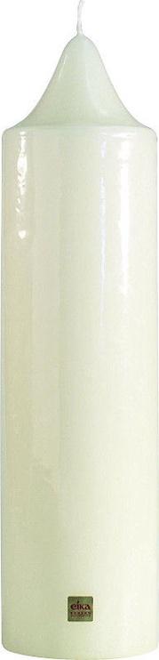 Eika Pillar Candle 50x10cm Champagne